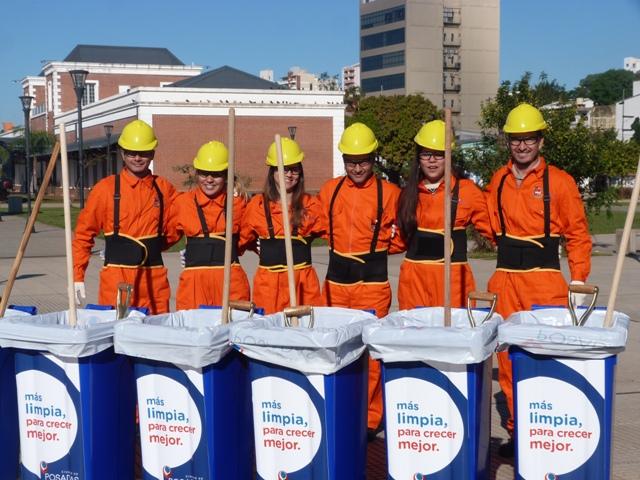 Desde hoy todos los barrios de Posadas tendrán recolección de residuos seis días a la semana