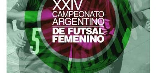 Posadas será sede del Campeonato Argentino de Futsal Femenino