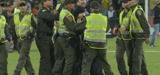 Central eliminado en el último minuto en un final con escándalo