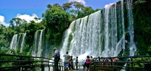 Por primera vez artistas plásticos de Iguazú podrán pintar dentro del parque nacional