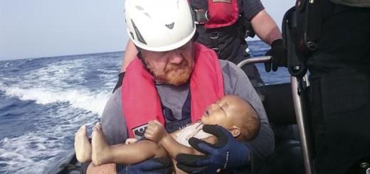 La imagen de otro bebé ahogado conmueve al mundo