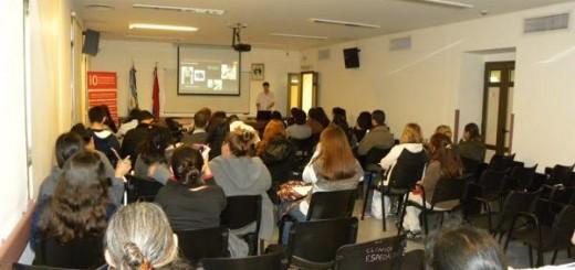 Hospital Escuela: Con gran concurrencia se llevó a cabo la charla abierta a la comunidad sobre Hipertensión Arterial