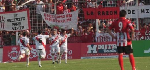 Guaraní continuará el sueño de ascenso frente San Martín de Tucumán por los 8vos de final