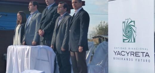 Yacyretá inauguró una escuela de educación técnica en Candelaria