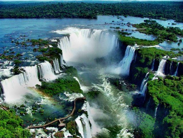 Cataratas grupal; la opción de naturaleza y descanso que te ofrece Turismomisiones.com