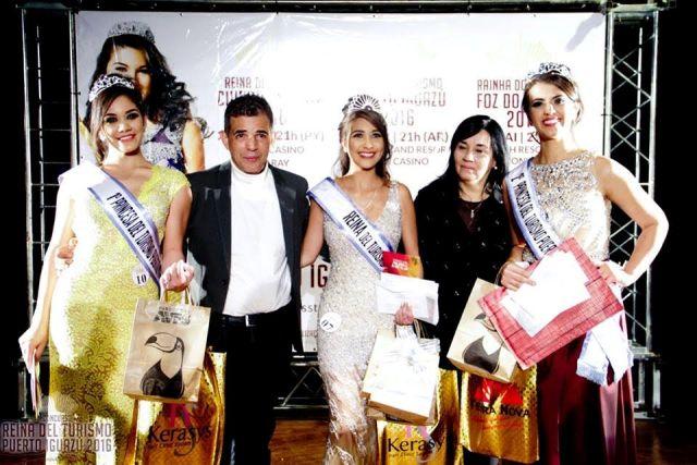 Iguazú eligió a la Reina del Turismo 2016