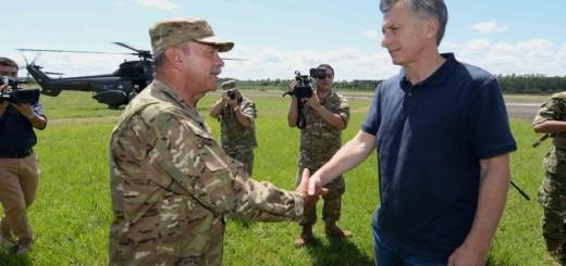 Macri participará del acto por el Día del Ejército en el Colegio Militar