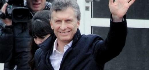 Macri encabeza un acto en Morón y almuerza con Mirtha Legrand