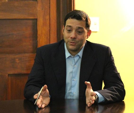 Marcelo Pérez confirmó que impulsan el análisis de normativa que restrinja la circulación de motos en horarios pico