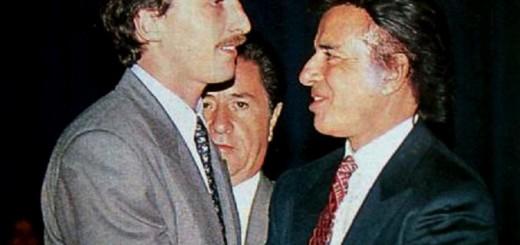 """Menem destacó la gestión de Macri: """"El país va recuperando su prestigio"""""""
