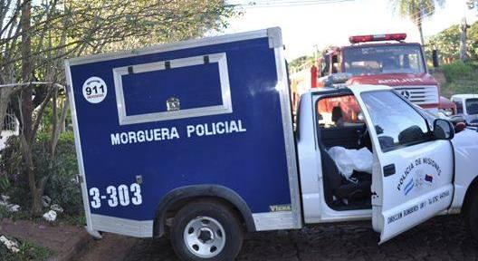 Un motociclista falleció cerca de Oberá y es la víctima 103 en accidentes viales en lo que va de 2016