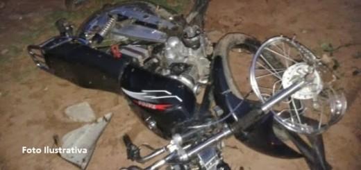 Motociclista en estado de ebriedad chocó a dos peatones