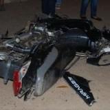 Una motociclista falleció en Eldorado al ser embestida por un colectivo
