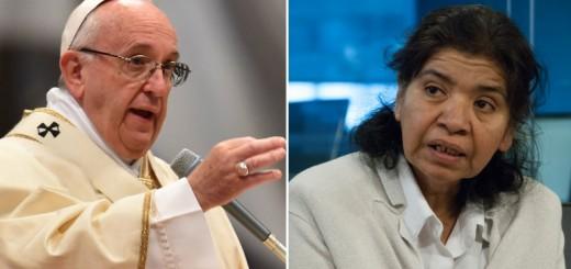El cura misionero Fabián Báez confirmó que el Papa nunca supo que Barrientos estuvo en el Vaticano