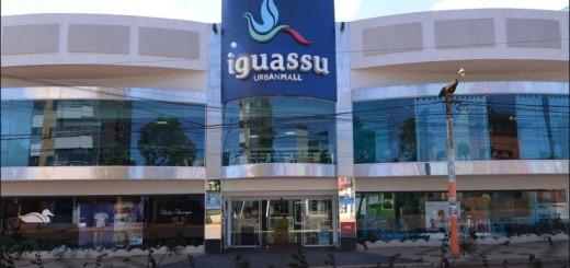 Por la crisis cerró un moderno shopping en Puerto Iguazú