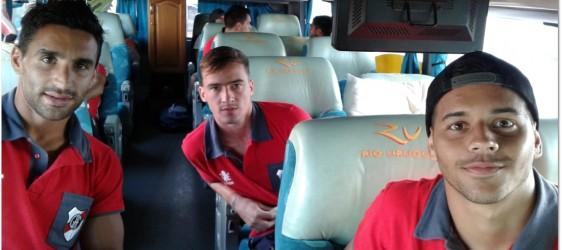 Guaraní es el cuarto equipo que se moverá menos en los octavos de final, igual hará más de 2200 kilómetros