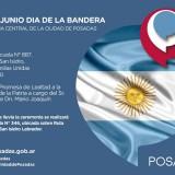 En Rosario Macri encabezará el acto por el Día de la Bandera ante 5 mil estudiantes