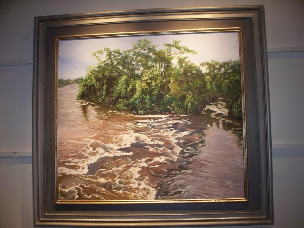 Paisajes misioneros, reflejos del Paraguay y fotografías del mundo en muestras pictóricas en cuatro museos