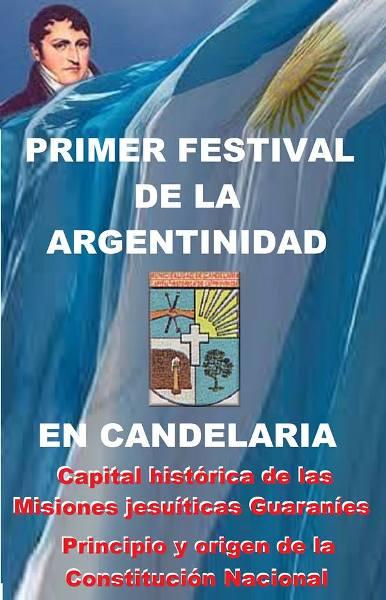 En Candelaria se realizará el primer festival de la Argentinidad