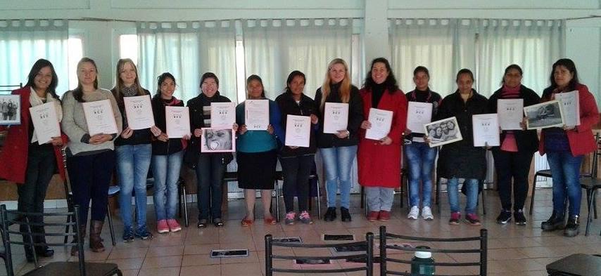 En San Vicente declararon de interés municipal a los talleres sobre Derechos de Niños, Niñas, Adolescencia y Familia que se dictan