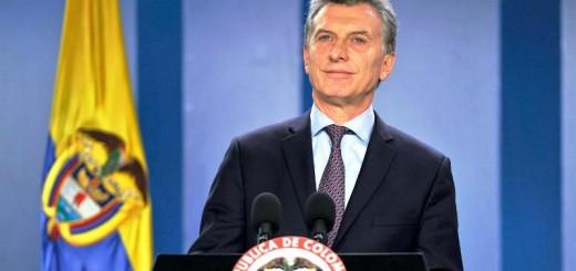 """Macri aseguró que el Mercosur debe """"salir del congelamiento"""" para ir a un acuerdo de libre comercio con la Alianza del Pacífico"""