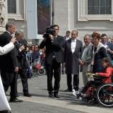 """El Papa defendió la participación de la Iglesia en la """"alta política"""""""
