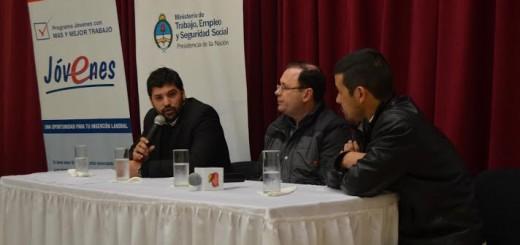 """Sartori: """"brindamos el apoyo para fortalecer el crecimiento"""""""