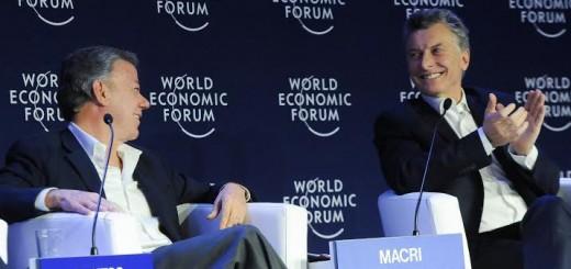 """Macri: """"Argentina comienza a salir de una etapa en la que estaba excluida del mundo"""""""