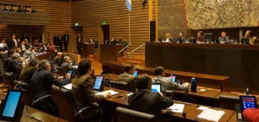 Diputados dio luz verde al pacto que frena los recortes de la coparticipación