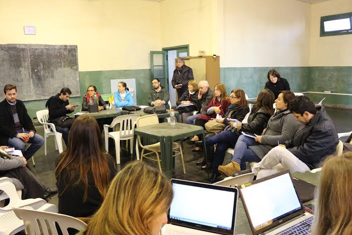Investigadores se reunieron para conversar sobre prácticas áulicas de enseñanza aprendizaje