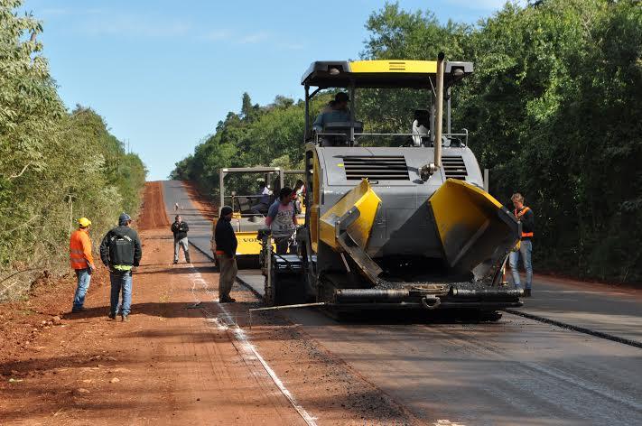 Rutas Nº 19 y Nº 101: obras viales que no se detienen