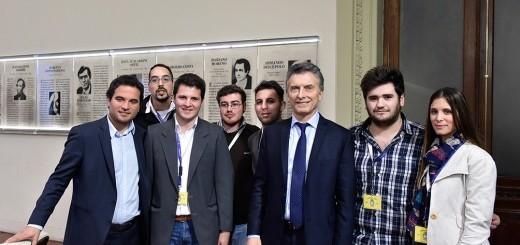 Macri admitió la posibilidad de modificar un artículo polémico del proyecto de blanqueo de capitales
