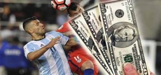 Cuánto pagan Argentina y Chile en las casas de apuestas
