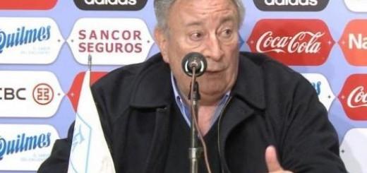 Segura aceptó lo dispuesto por la FIFA y dejó la presidencia de la AFA