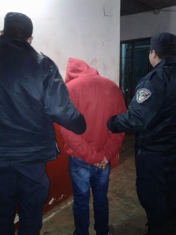 Detuvieron a un hombre por el robo a un taxista en Puerto Iguazú
