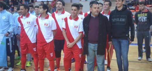 Torneo Nacional de Futsal: Eldorado empató con Formosa y hoy enfrenta a Montecarlo
