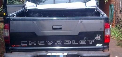Ubicaron en Eldorado una camioneta robada durante un asalto en Wanda