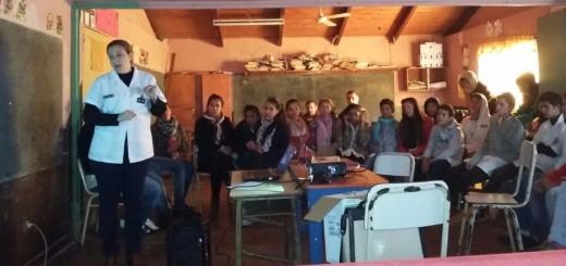 Charlas de prevención de Bullying en escuelas de Alem y Gobernador López