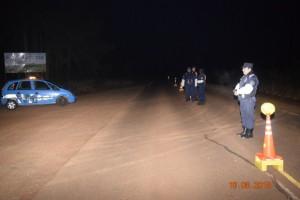 Jardin América: en calles y rutas fueron detenidos dos conductores alcoholizados