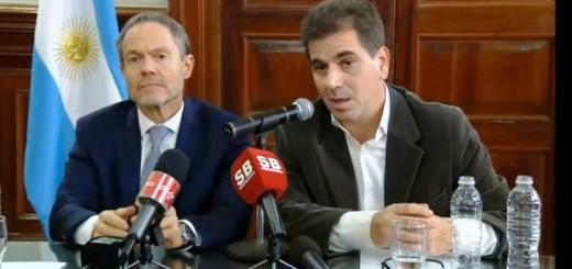 Ritondo dijo que López intentó sobornar a la policía al momento de su detención