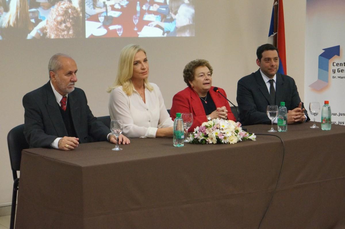 Se realizó una capacitación sobre los derechos de las Mujeresen el acceso a la Justicia