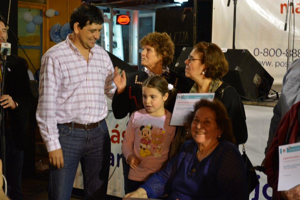 Losada: «Es importante que celebremos el Bicentenario donde se hace la historia»
