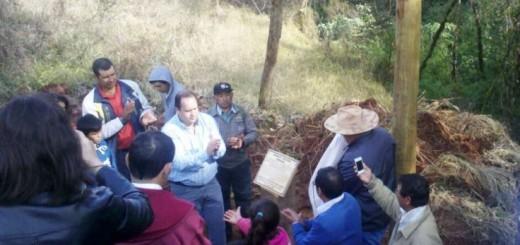 El Sindicato de Tareferos realizó un acto en conmemoración de la tragedia de Salto Encantado