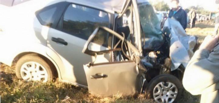 Intendente de Arroyo del Medio participó en un accidente fatal y terminó preso porque le dio positivo el test de alcoholemia