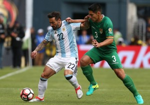A pura contundencia, Argentina le gana a Bolivia 3 a 0