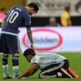 Michael Soto, el fanático de Messi rompió el silencio y contó su historia