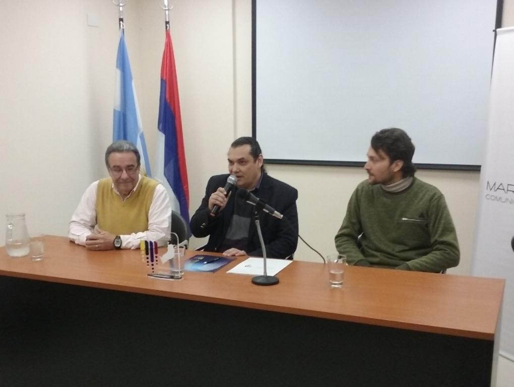Marandú y el Instituto de Artes Audiovisuales Misionero firmaron un convenio de cooperación