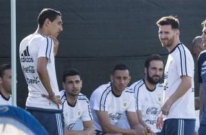 """Estados Unidos, el lugar del mundo donde Messi puede ser """"el muchacho de la barba"""""""
