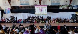 Más de 150 bailarines misioneros participaron en la competencia del Certamen del NEA en Oberá