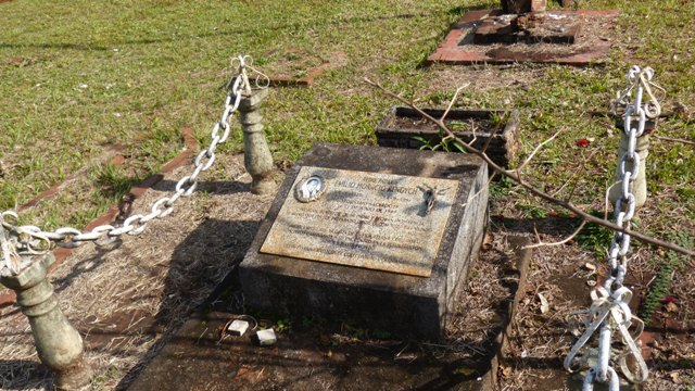 Un misterioso cementerio en las afueras de Posadas esconde la historia de inmigrantes